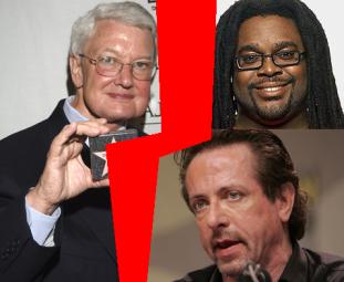 Roger Ebert, N'Gai Croal and Clive Barker